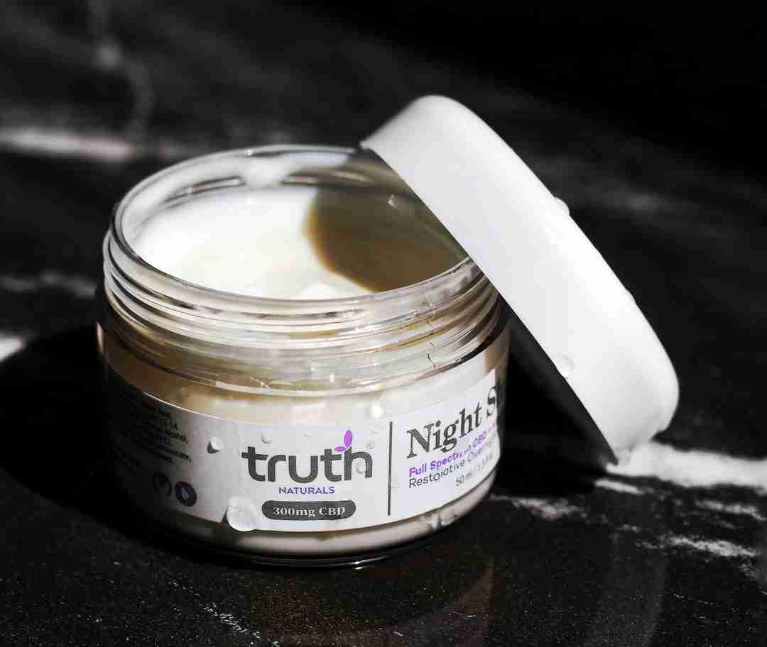 nightshift cream cbd