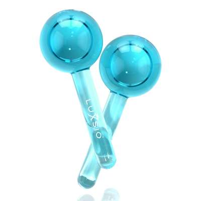 luxsio cryo ice globes facial massager