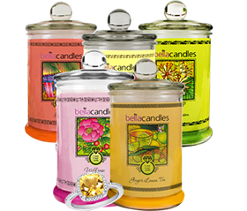 5x Candle Special Offer
