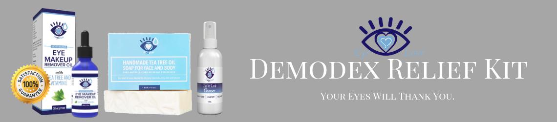 Demodex Relief Kit