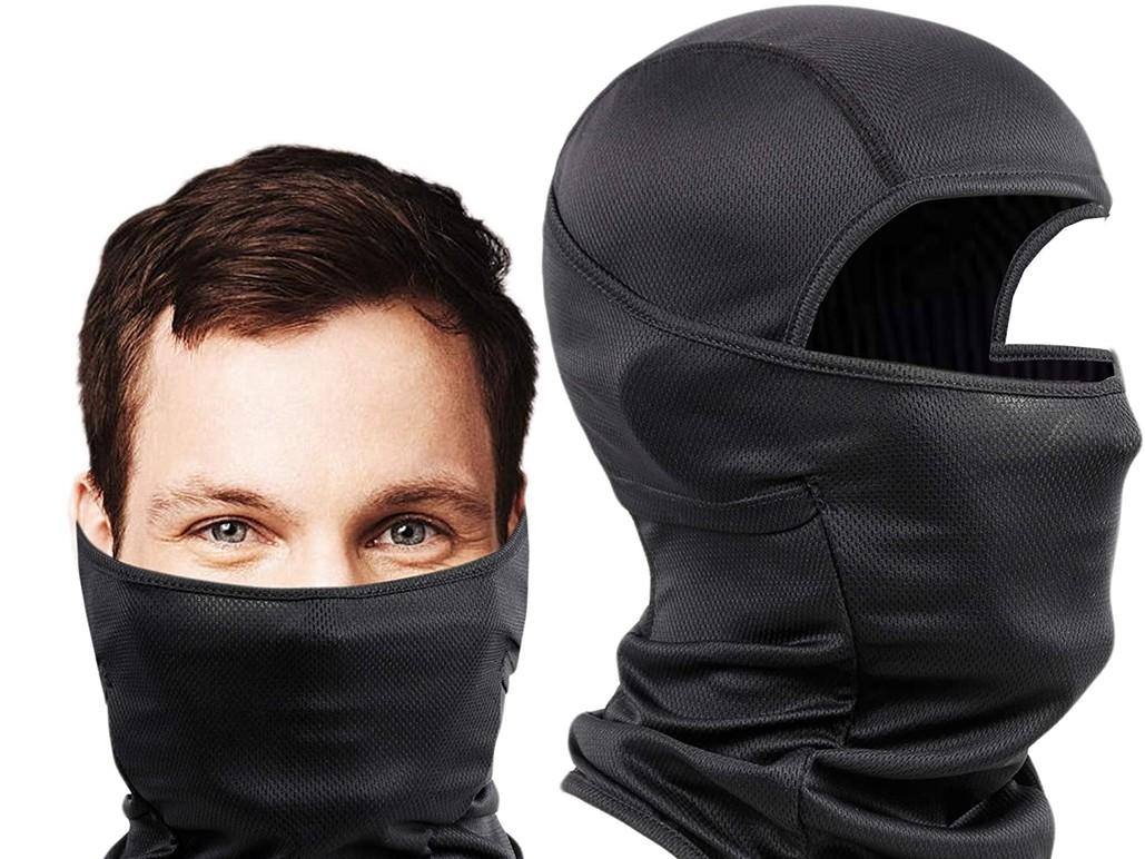 Summer Balaclava Face Mask Men