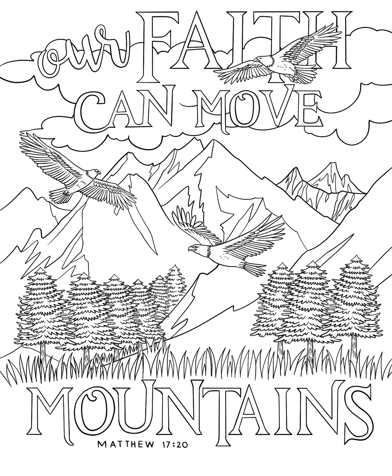 - Freebie Friday 01-18-19 Colorful Scriptures Coloring Page