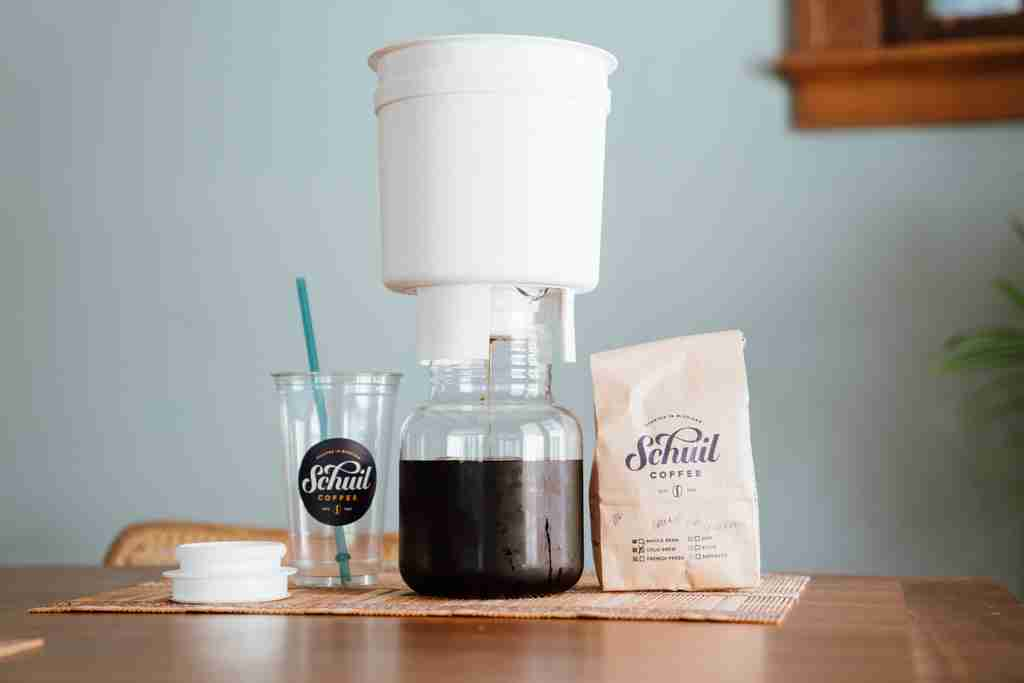 Bringing the cafe to your home