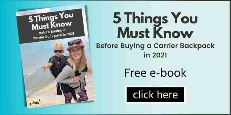 5 things you must know before buying a carrier backpack