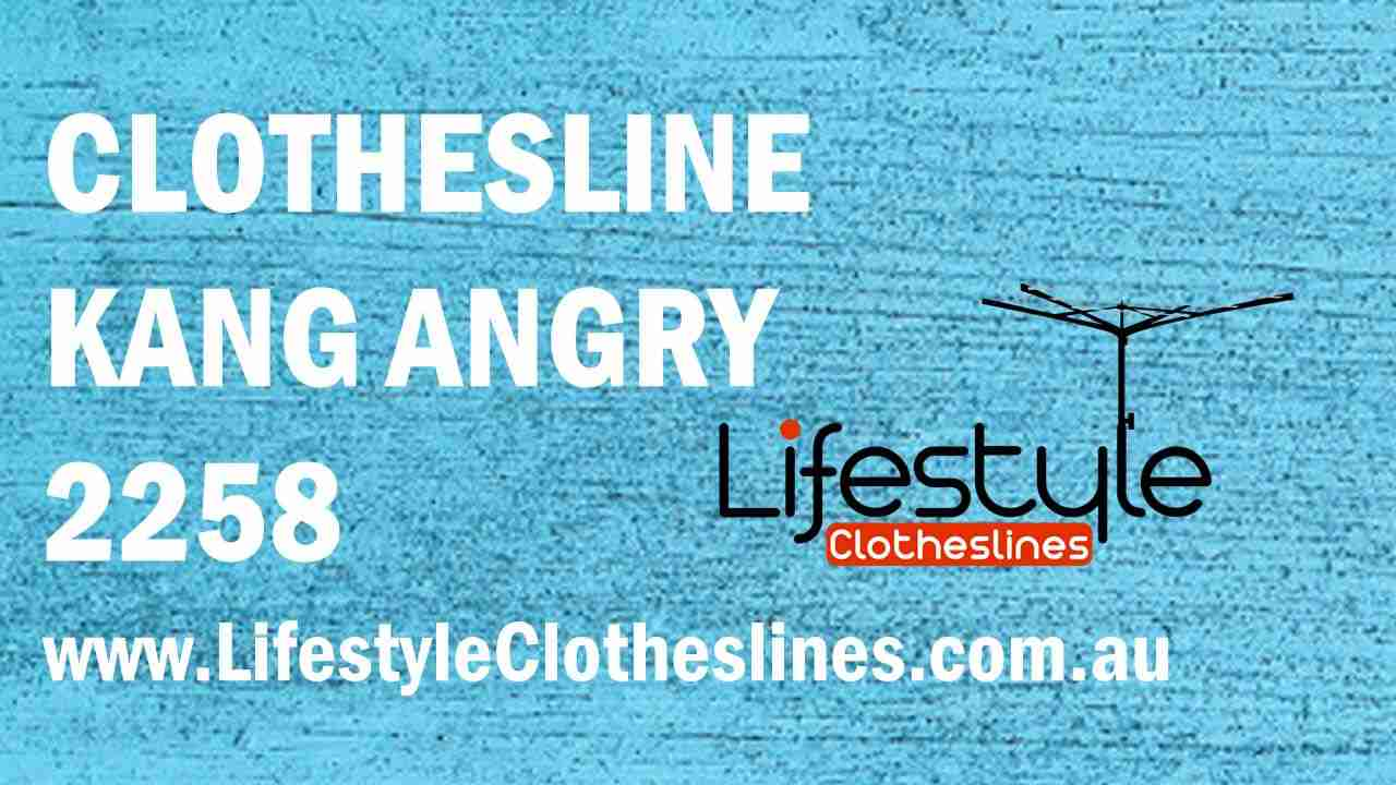 ClotheslineKangy Angy2258NSW