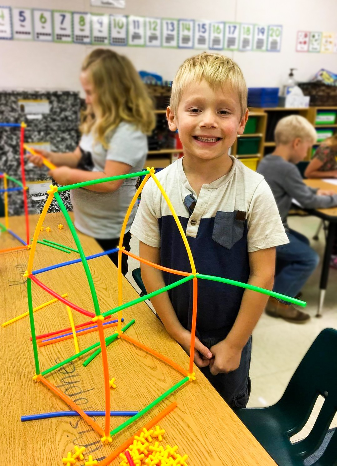 Straw Structures Building Construction Kit for Kids ...
