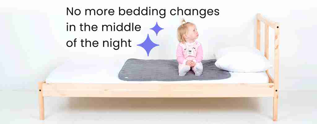 PeapodMats Waterproof Bed Pads