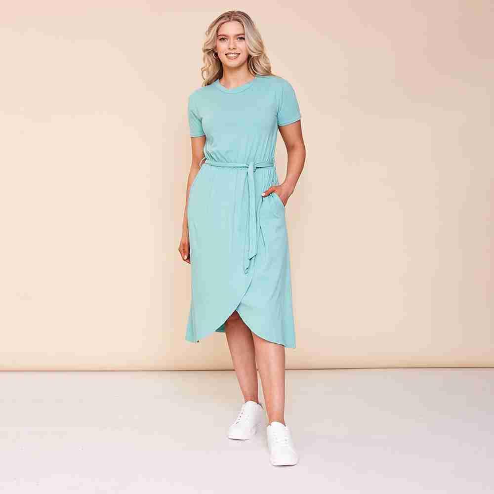 Moya Dress(Mint)