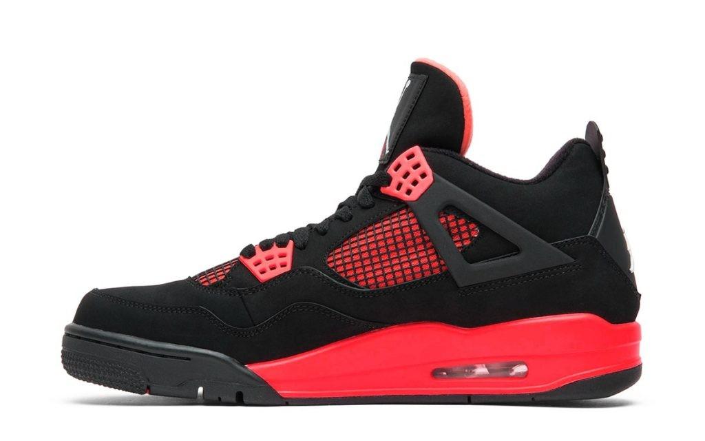 Air Jordan 4 Thunder Red