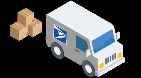 Free USPS Shipping