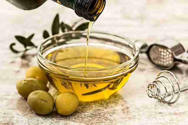 Extra Virgin Olive Oil is a Delicious natural tbooster