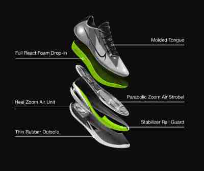 Nike Air Zoom GT Cut Dissected