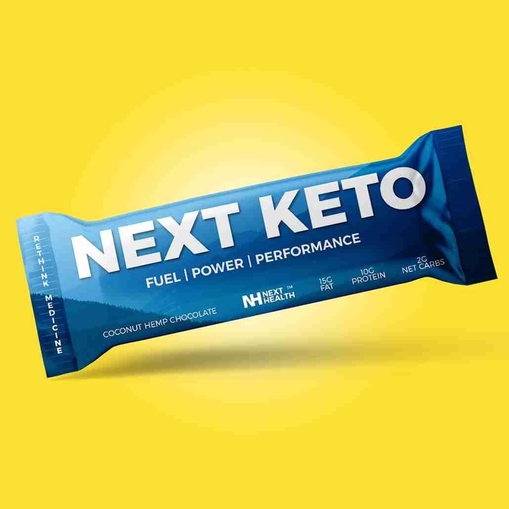 next keto mockup