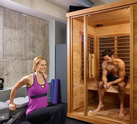 Weight Loss benefits of an Infrared Sauna