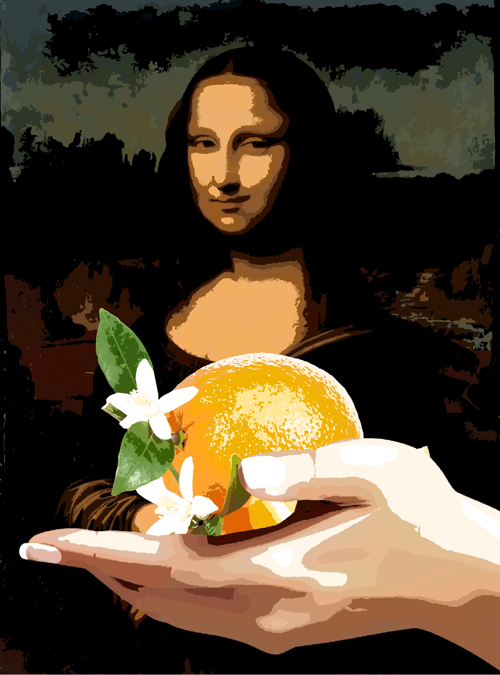oh, did you know? Davinci loved Neroli and Sauranti is named after Neroli Orange?