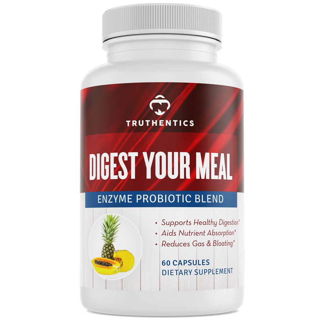 Complete Digestive Enzymes