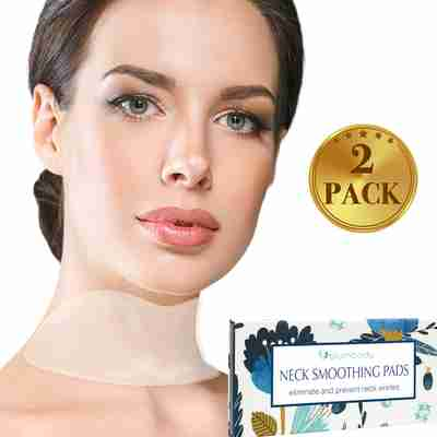Neck Smoothing Pads