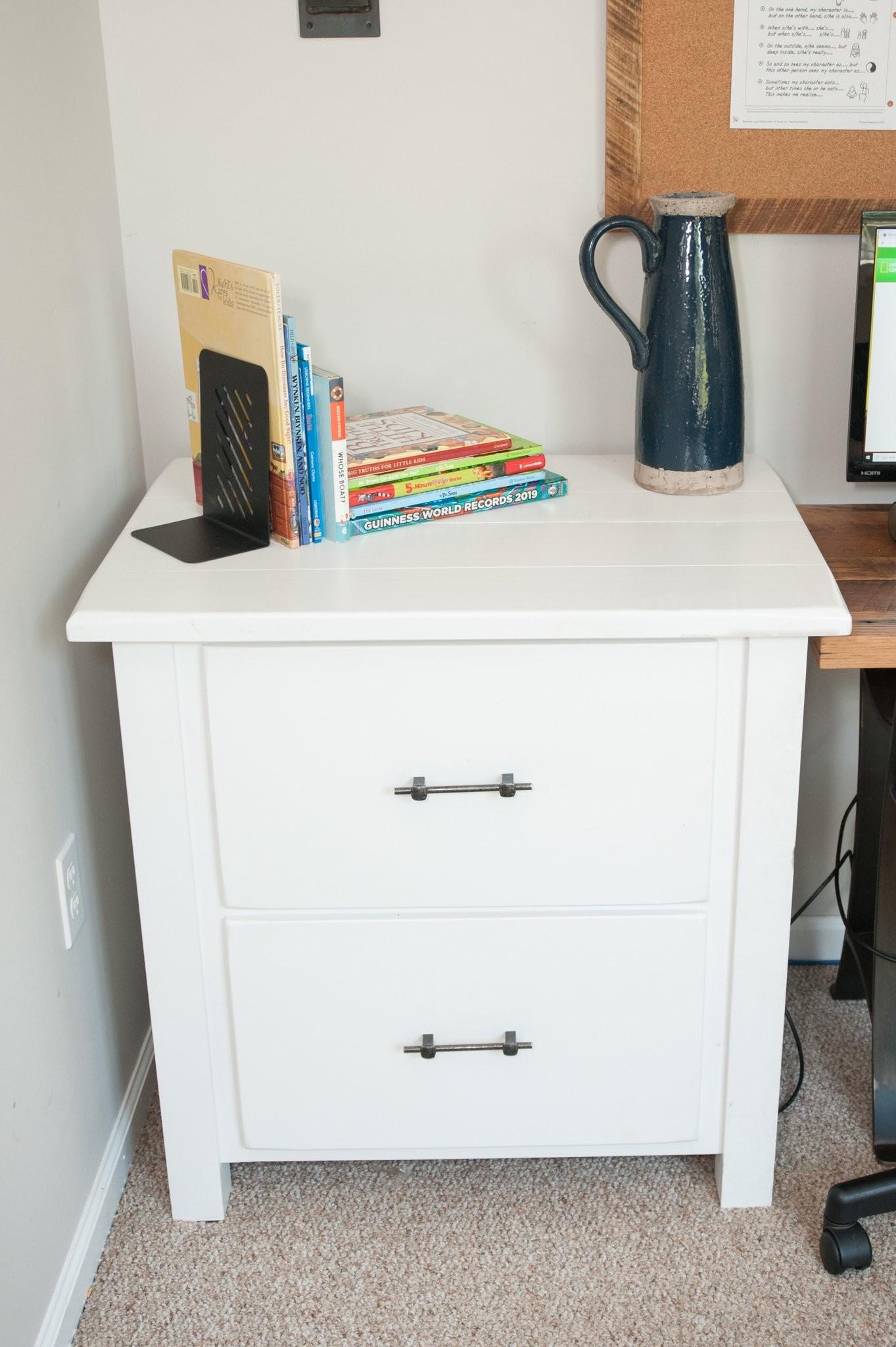 Child Desk Storage Drawers