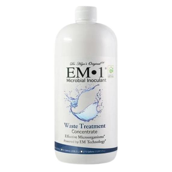 EM-1 Waste Treatment