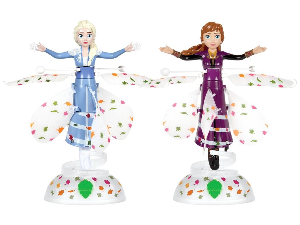Disney Frozen II Anna & Else Flying Fairie Bundle