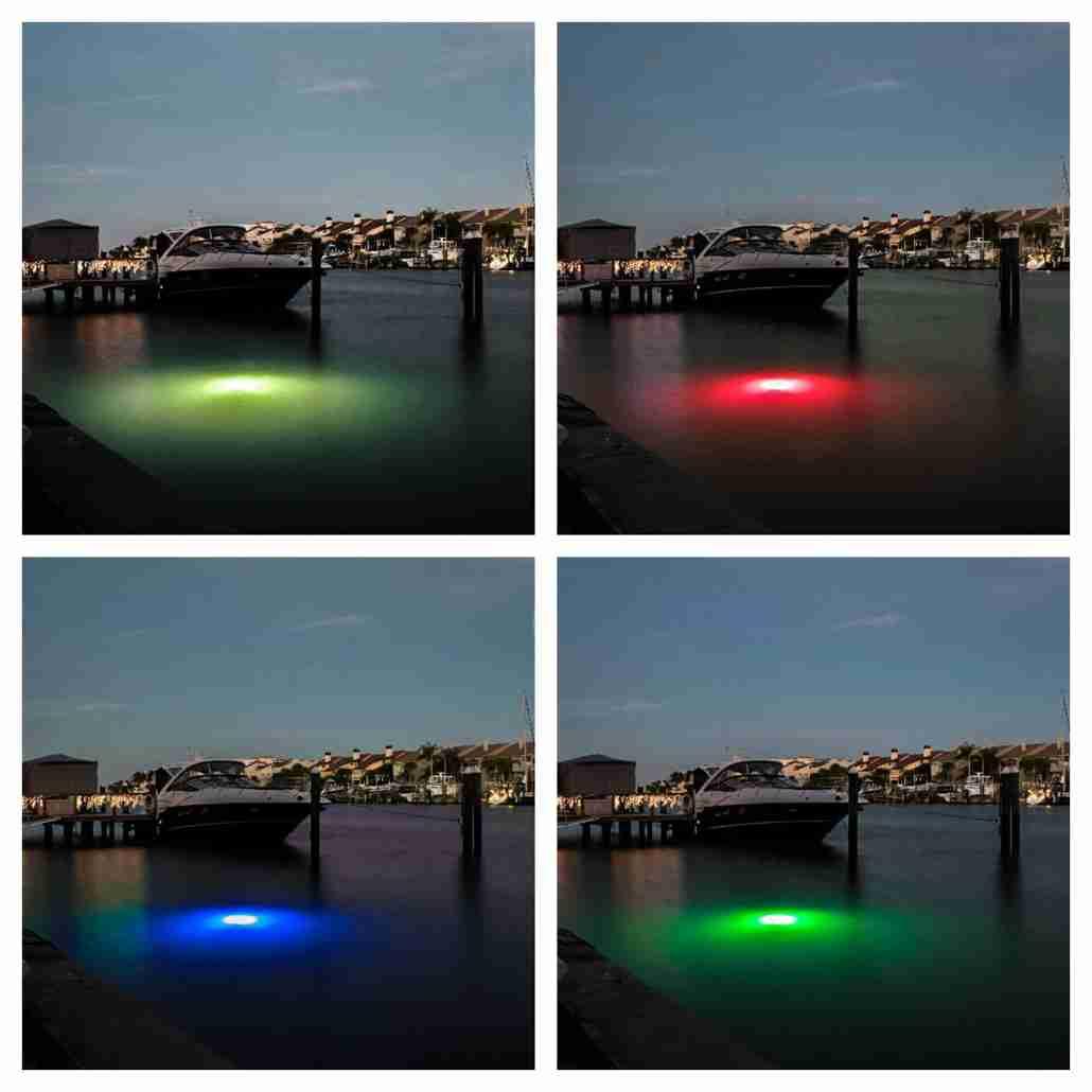 apollo underwater dock light collection