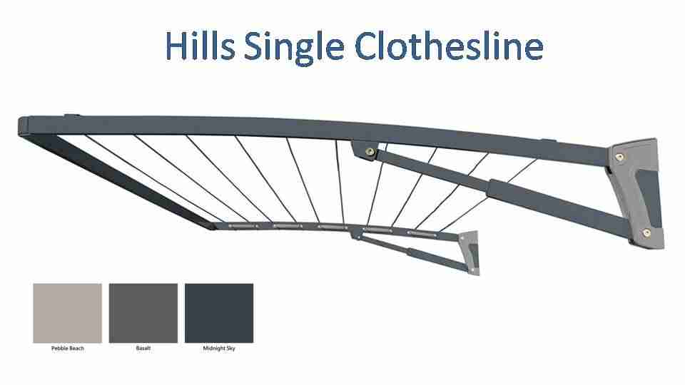 hills single 2200mm wide colour options