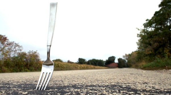 Does Fork Size Change Your Appetite?