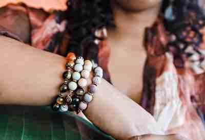Innerjee Collection bracelets by Junebug Jewelry Designs