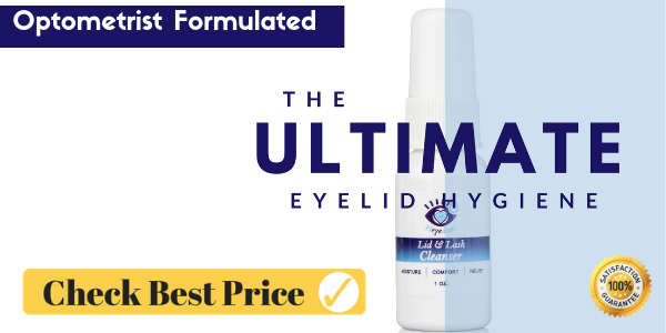 Heyedrate LId and Lash Cleanser for Dry Eye