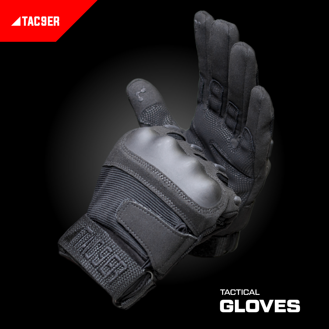 Tactical Gloves with Kevlar