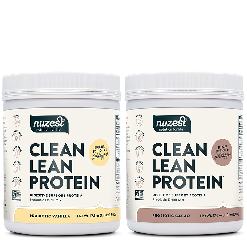 Digestive Support Protein - Probiotic Vanilla & Cacao