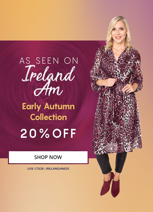 Early Autumn Collection Ladies Fashion