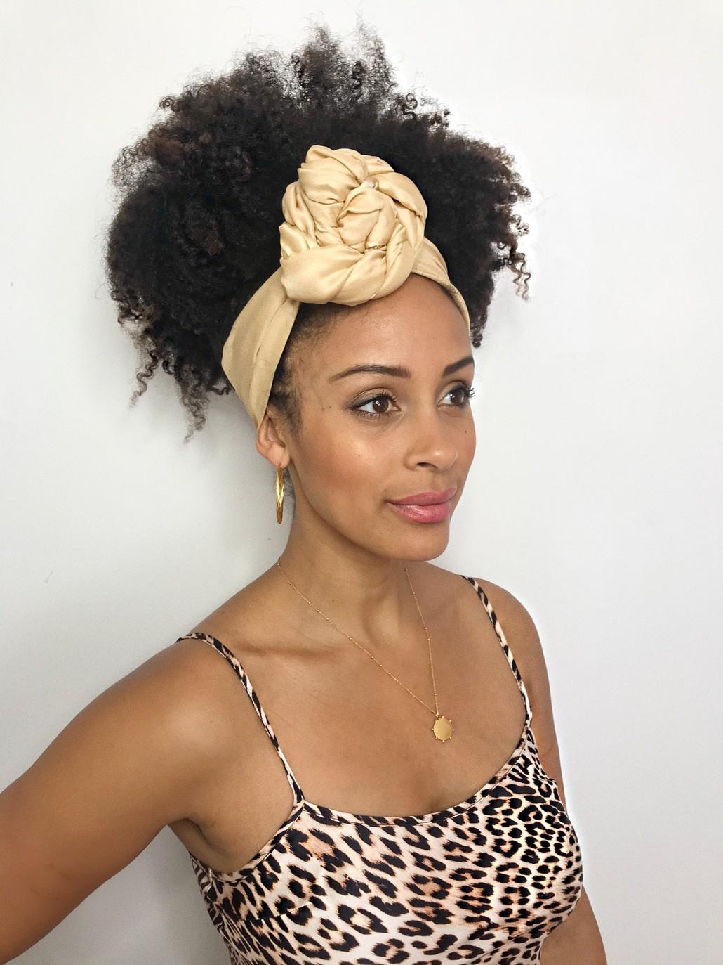 Satin Headscarves