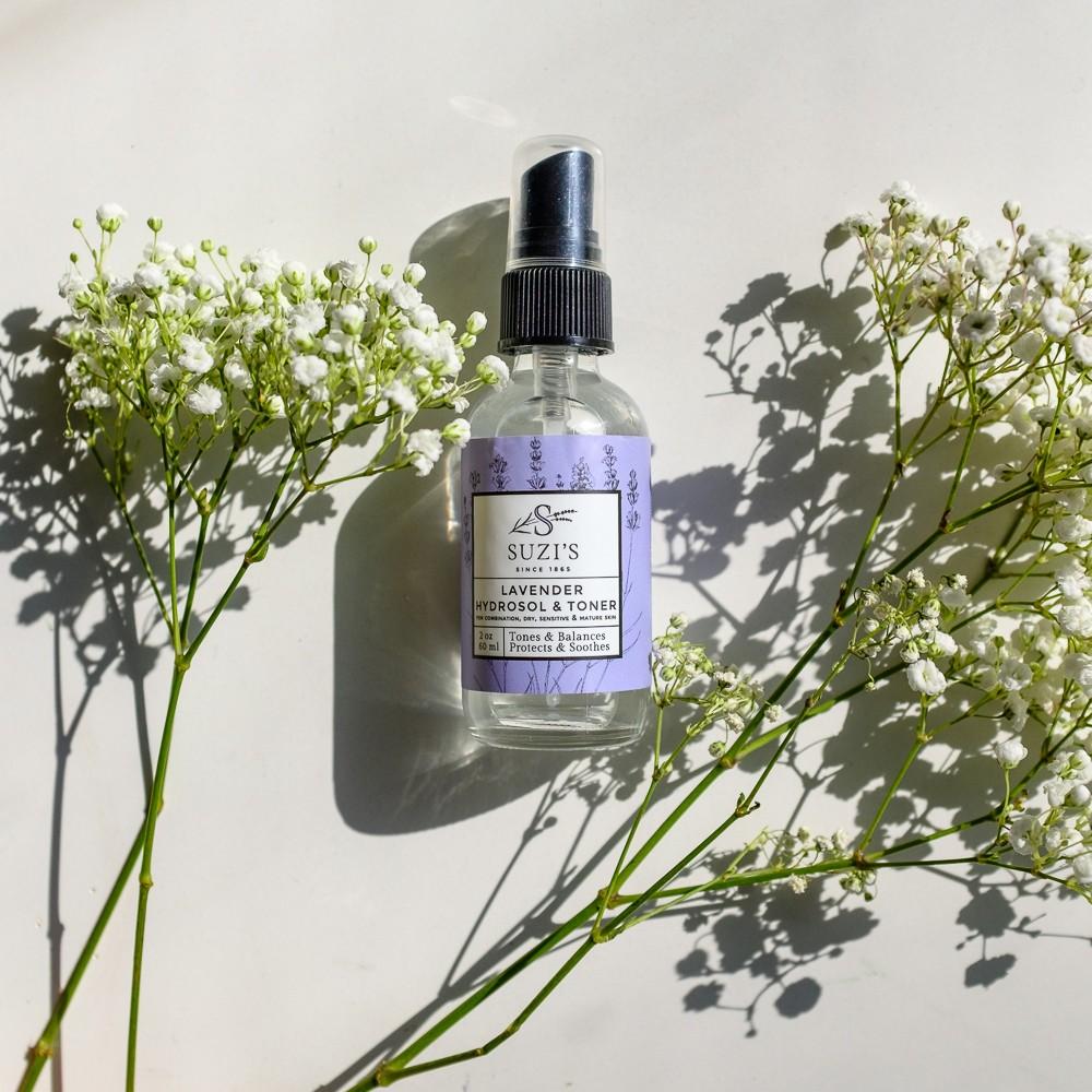 Pure Lavender Hydrosol - Suzi's Lavender