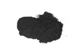image of ground activated charcoal