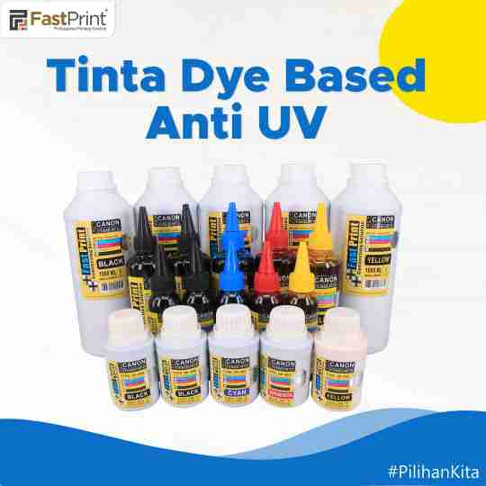 tinta dye based anti uv, tinta anti pudar