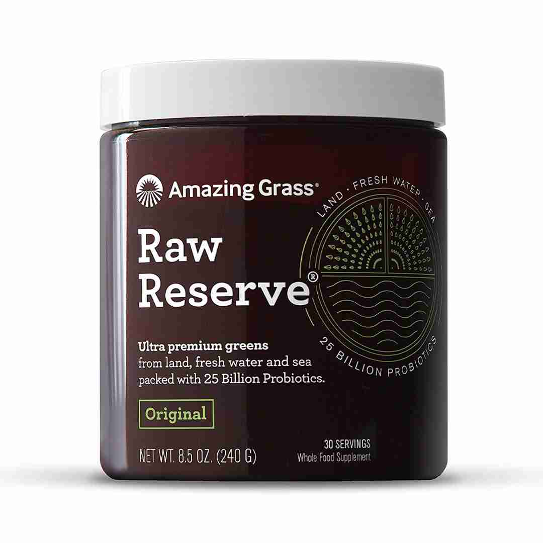 Amazing grass raw reserve available from Amazon