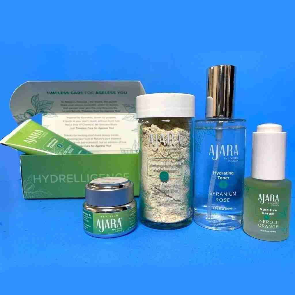 Dry Skin Care Kit For Mature, Dry Skin