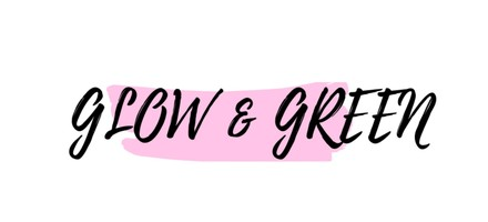 Glow & green logo