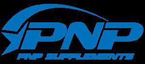 PNP Supplements Blue Logo