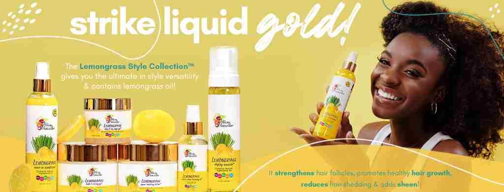 LEMONGRASS STYLE COLLECTION made with quality ingredients you can trust.