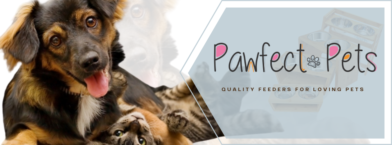 Pawfect Pets, Quality Pet Feeders for Loving Pets