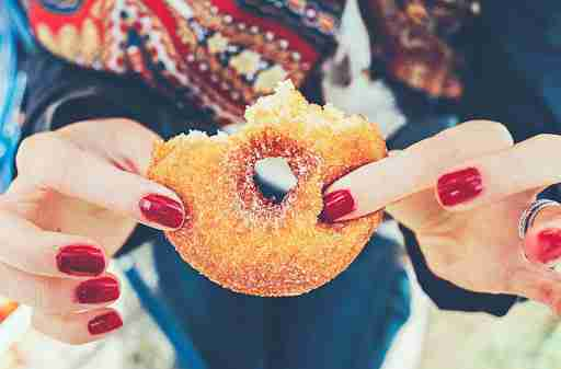 carbohydrates donuts carbs