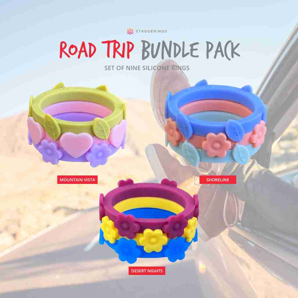 Road Trip Bundle Pack makes more than 600 combinations