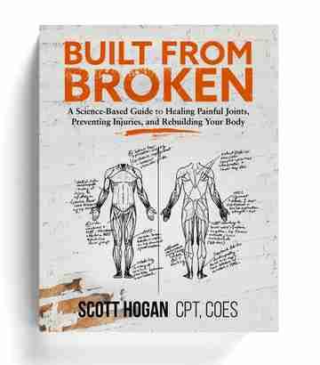 Built from Broken by Scott Hogan, published by SaltWrap
