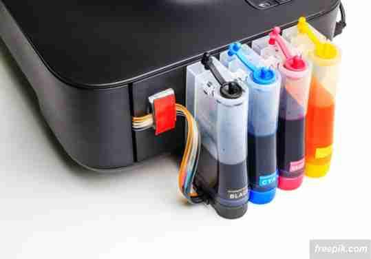 tinta printer, tips tingkatkan kualitas cetak warna