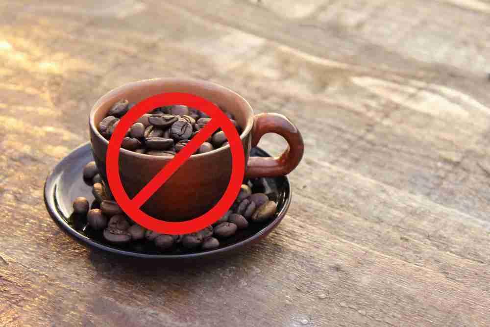 Caffeine triggers menopause