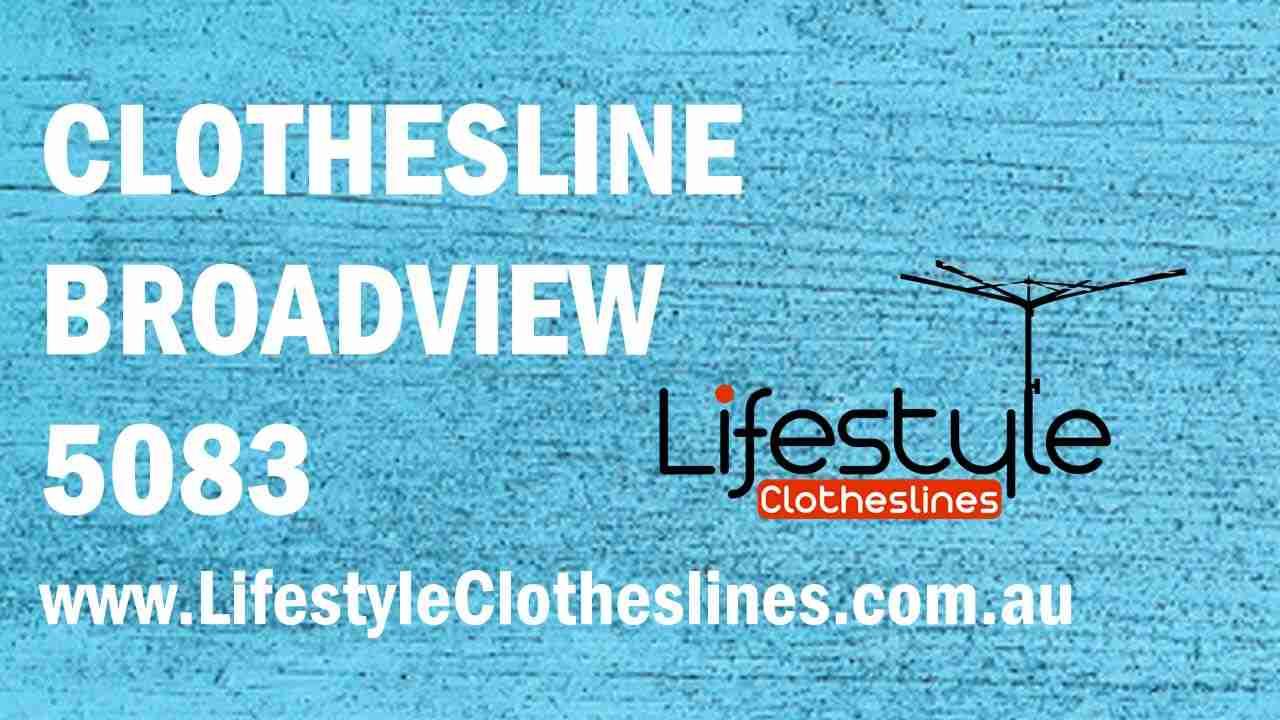 Clotheslines Broadview 5083 SA