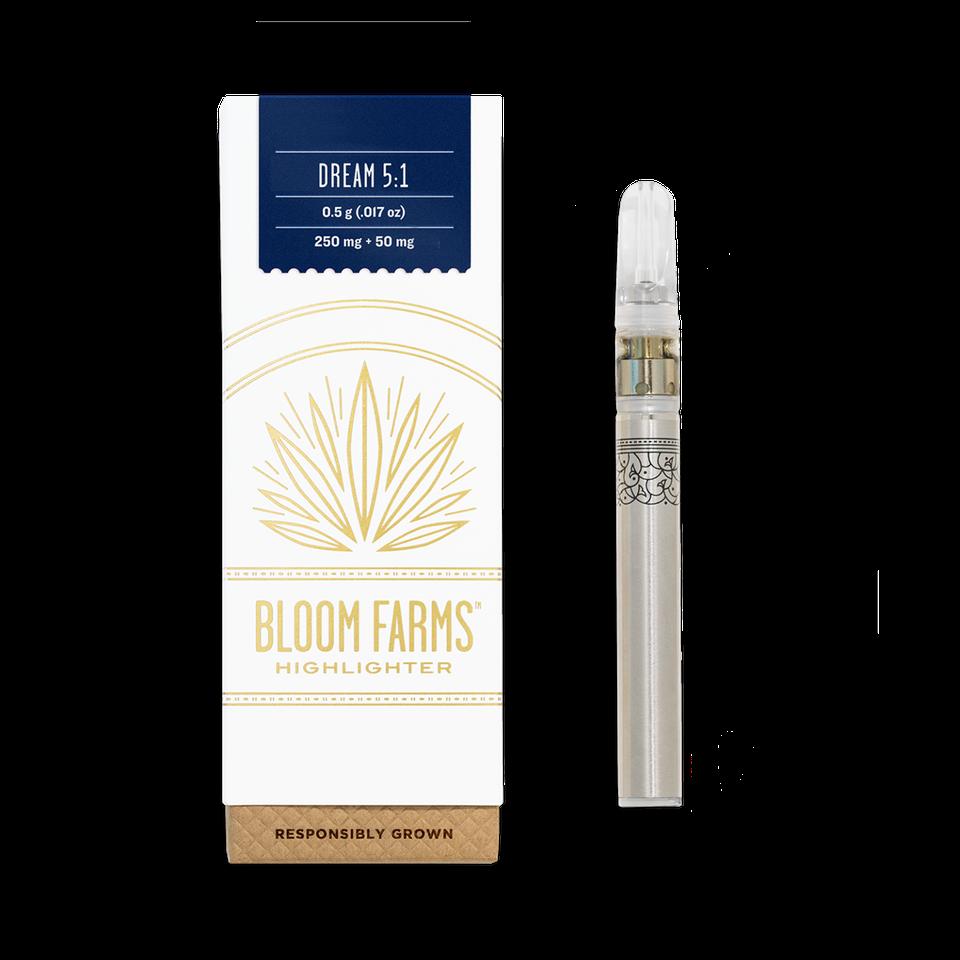 0.5 g Dream 5:1 CBN Mini Vapor Pen