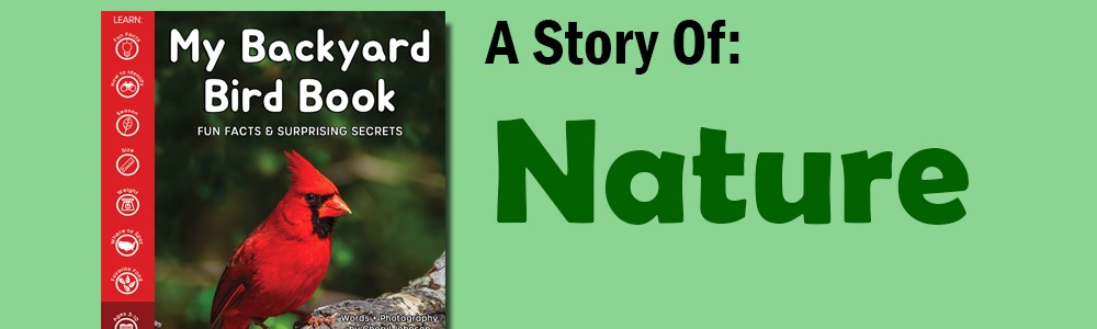 My Backyard Bird Book Book Cover